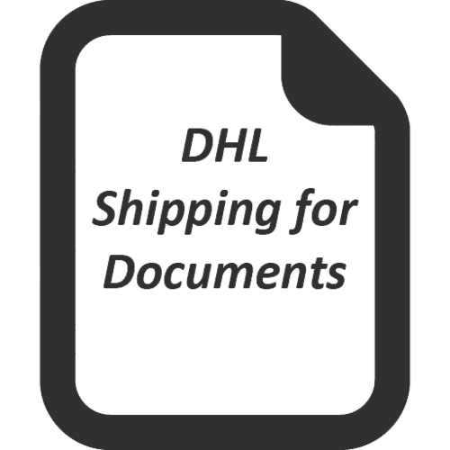 DHL Shipping for Documents