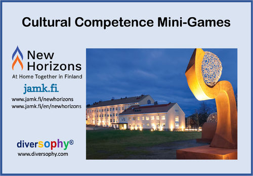 Intercultural Competence Development Game Pack